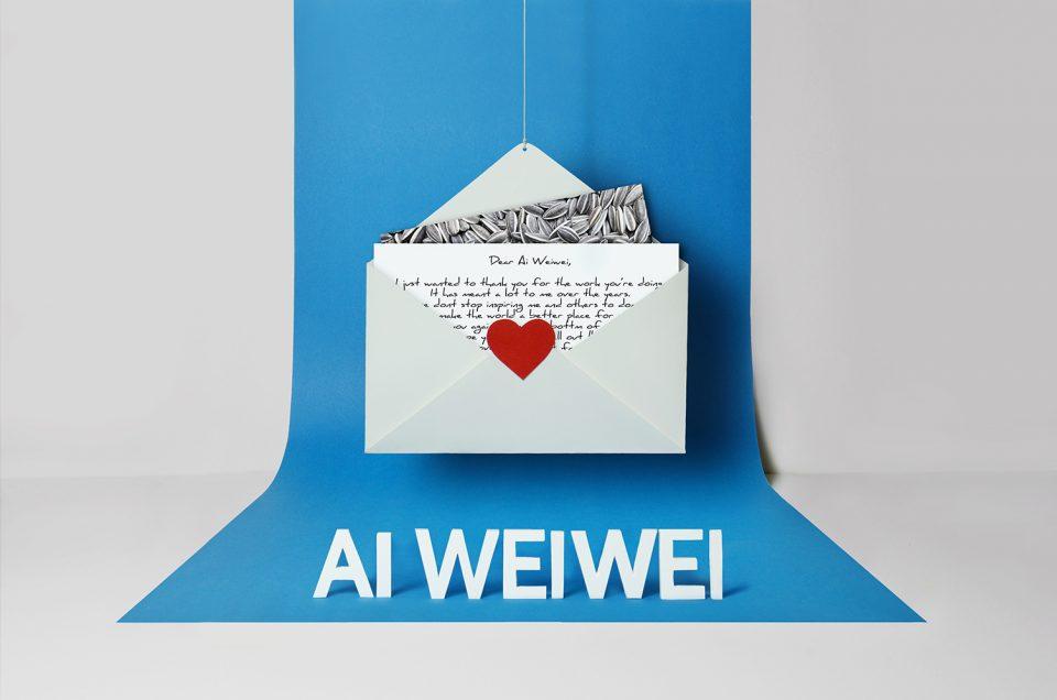 Een liefdesbrief aan: Ai Weiwei