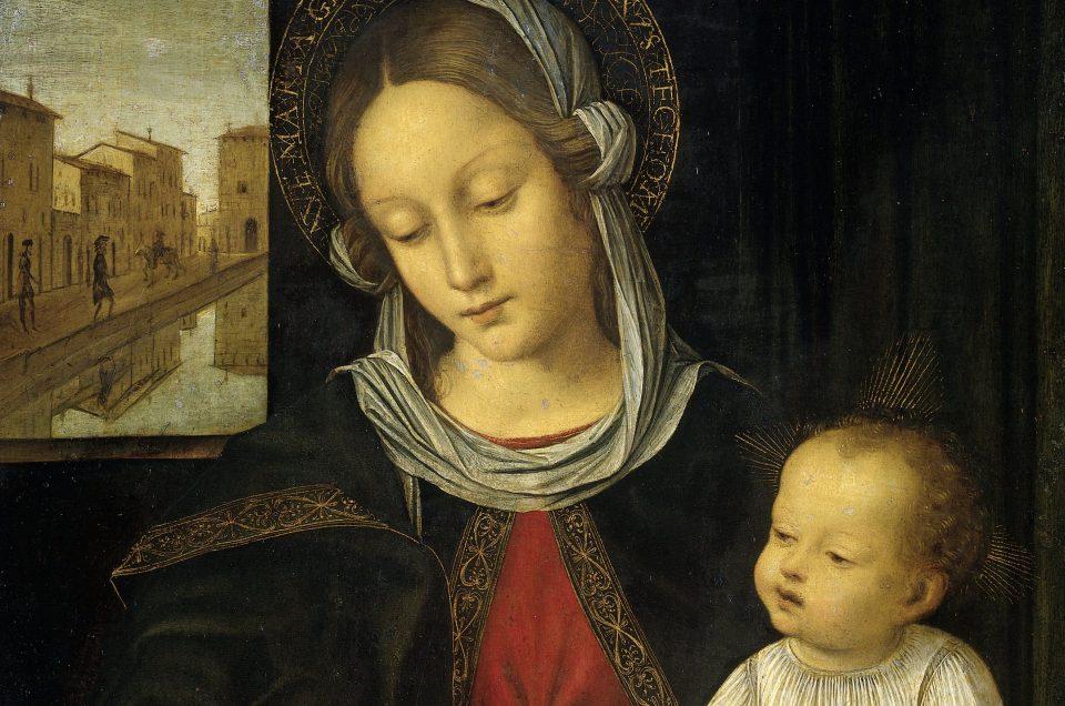 Korte introductie: afbeeldingen van Madonna met Kind